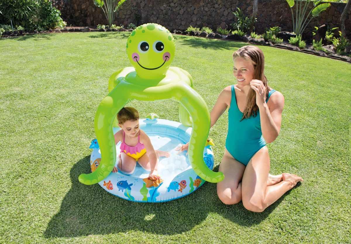 piscinas hinchables para bebes intex